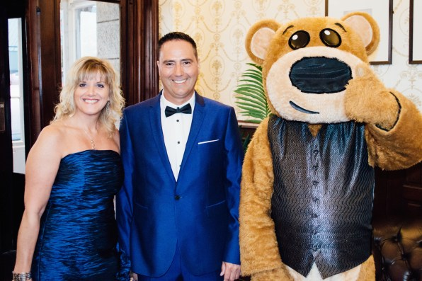 Jeremiahs Journey Ice Ball 2015 Duke of Cornwall Hotel Plymouth Charity Event 28