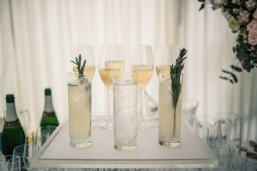 London bride wedding Chelsea Physic Garden and registry office 50 wedding cocktail