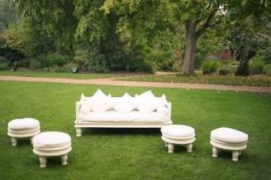 Chelsea Physic Garden wedding enchanted