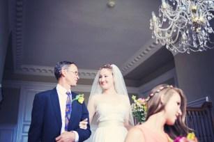 Englich country garden wedding at Kingston Estate Devon photographer 10