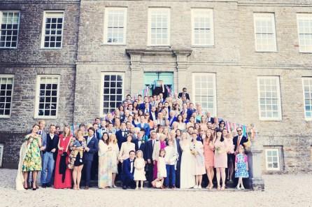 Englich country garden wedding at Kingston Estate Devon photographer 194