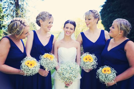 Liberty Pearl Devon wedding photographer Buckland Tout saints hotel 5
