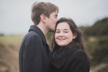Dartmoor Widgery Cross enagement pre wedding photo shoot web-30