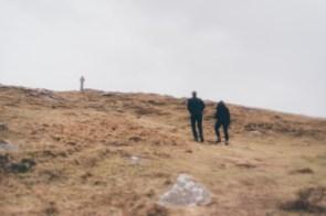 Dartmoor Widgery Cross enagement pre wedding photo shoot web