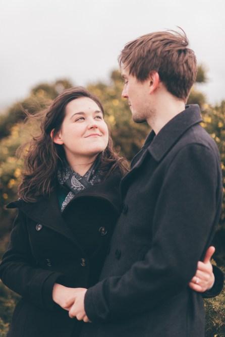 Dartmoor Widgery Cross enagement pre wedding photo shoot web-7