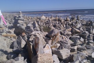 Seawall Rock Stacks