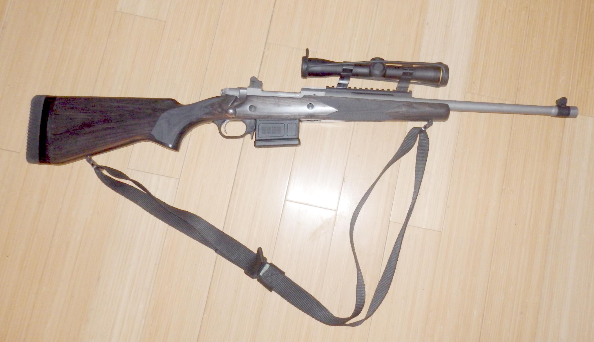 Ruger Gunsite Scout ( 308) | Liberty's Blog