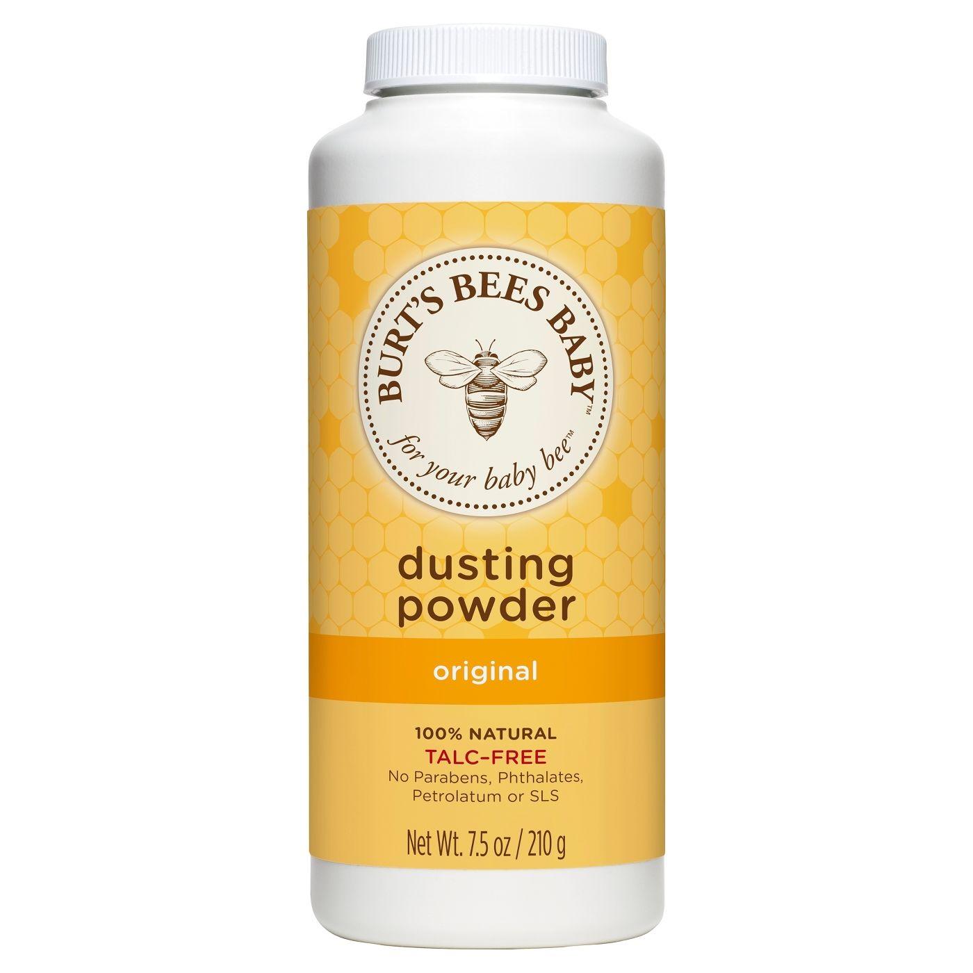 Burt's Bees Baby Dusting Powder 210g