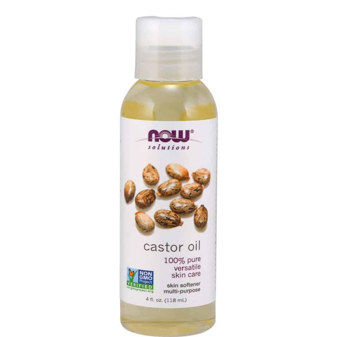 Now Foods Castor Oil 118ml