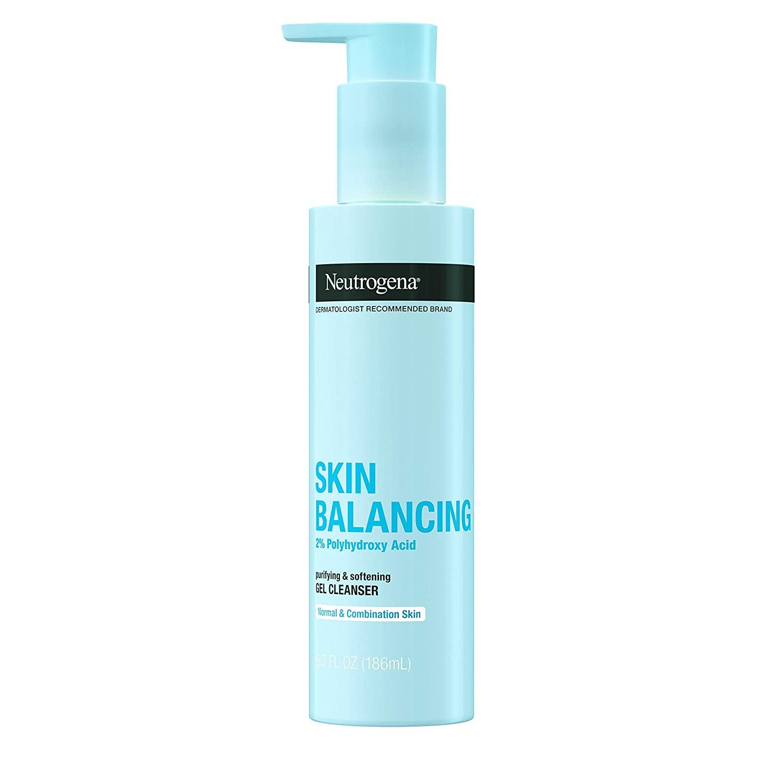 Neutrogena Skin Balancing Purifying Gel Cleanser