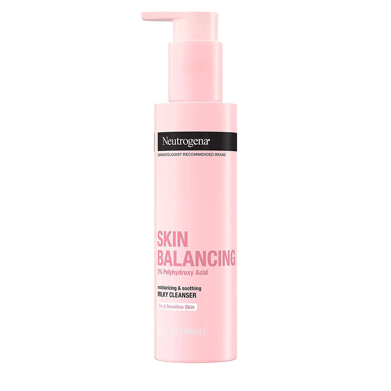 Neutrogena Skin Balancing Milky Cleanser