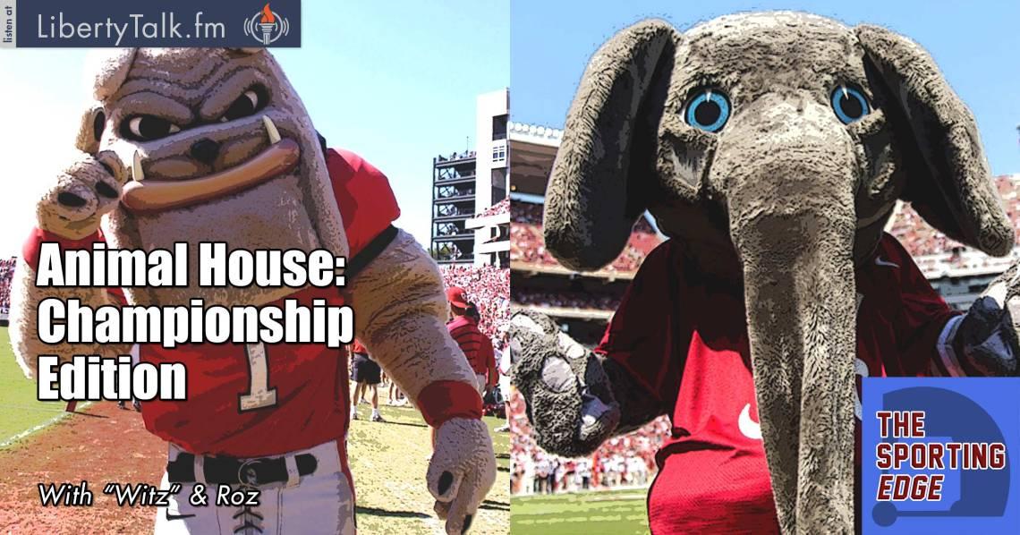 Animal House: Championship Edition - The Sporting Edge