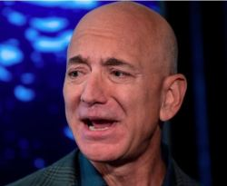 Jeff Bezos, CEO of Amazon Photo