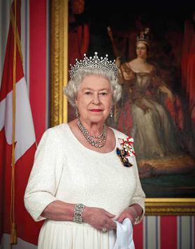 Inbred Queen Elizabeth of England COVID Quarantine Concentration Camps