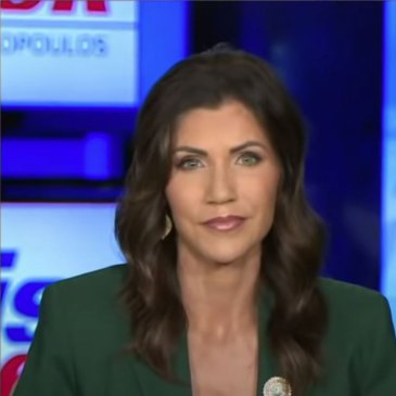 Gov Kristi Noem Destroys Left's Trope No Vote Fraud Conspiracy Theory FEATURED