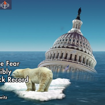 Climate Change Hysteria Predictions Inaccurate