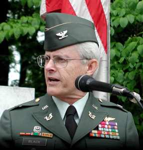 Colonel Richard H Black (Retired) Speaks about potential post election coup