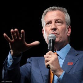 De Blasio Relies on Flawed PCR Tests to Shutdown In Person Learning