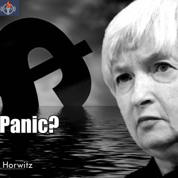 Federal Reserve Panicking Manipulating Interest Rates through Dollar