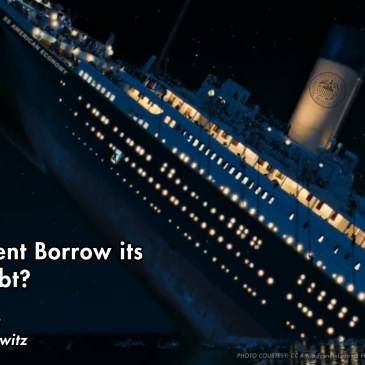 Government Debt Borrowing FEATURED