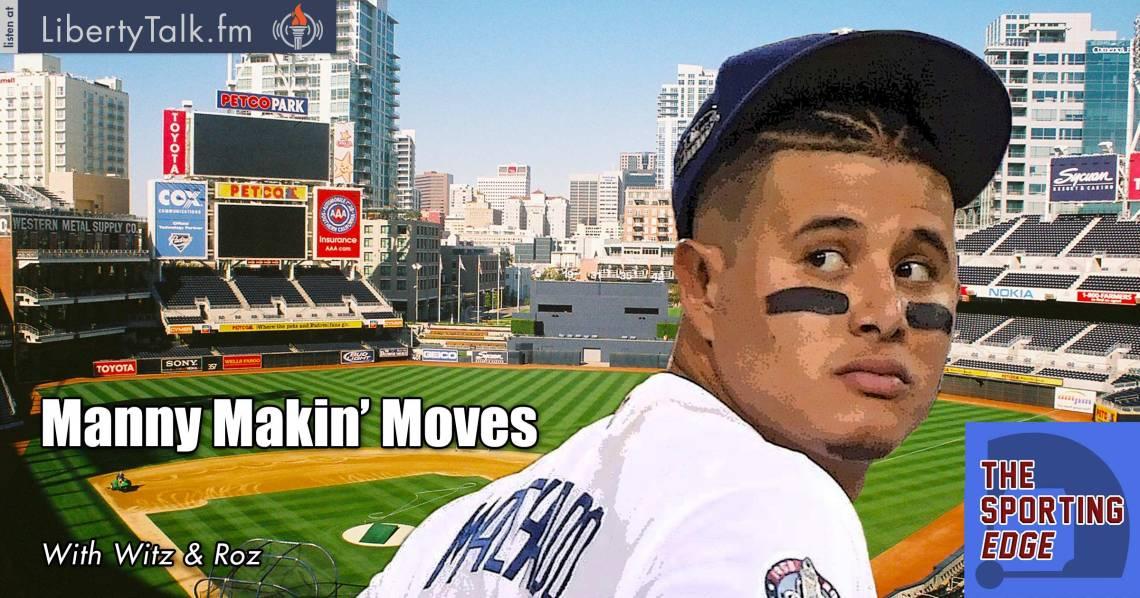 Manny Makin' Moves