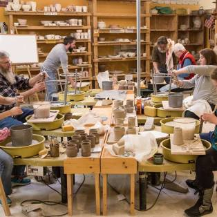 LIbertyTown_Pottery_workshop