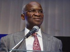 Babatunde Fashola, Minister Works, Housing And Power