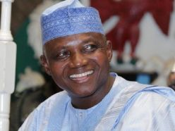 Garba Shehu, President Senior Special Assistant On Media And Publicity