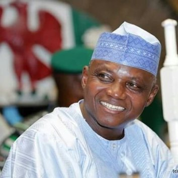 Garba Shehu, President's Senior Special Assistant On Media And Publicity