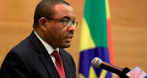 Hailemariam Desalegn, Former Prime Minister Ethiopia, Head Observation Mission, African Union, AU