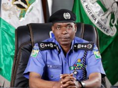 Mohammed Adamu, Acting Inspector General Of Police, IGP
