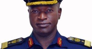 Air Commodore Ibikunle Daramola, NAF Director of Public Relations And Information