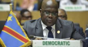 Felix Tshisekedi, President Democratic Republic Of Congo