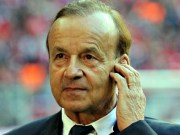 Gernot Rohr, Super Eagles Coach