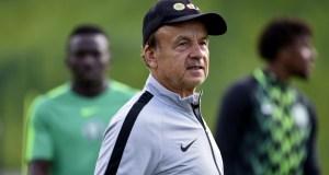 Gernot Rohr, Technical Adviser Nigeria Football Federation, NFF