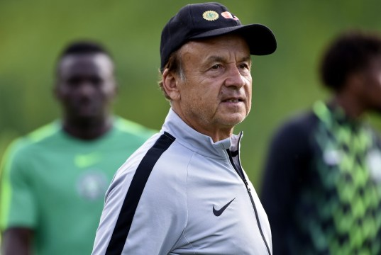 Gernot Rohr, Technical Adviser Nigeria Football Federation, NFF
