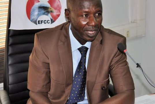 Ibrahim Magu, Acting Chairman Economic And Financial Crimes Commission, EFCC
