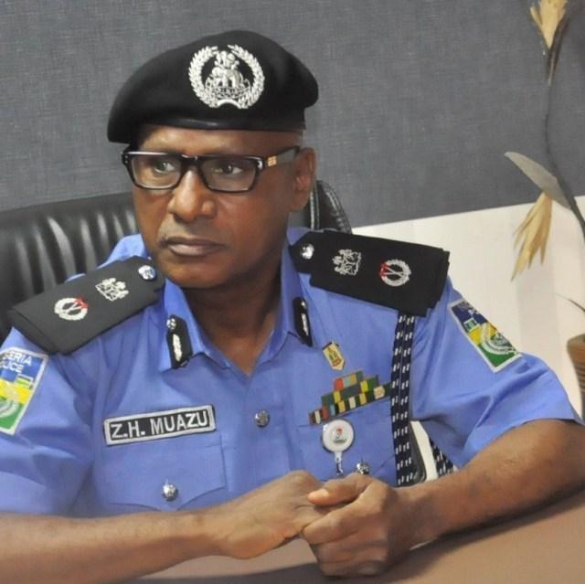 Zubairu Muazu, Commissioner Of Police, Lagos State Command
