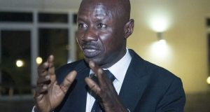 Ibrahim Magu, The Acting Chairman Economic And Financial Crimes Commission, EFCC