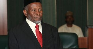 Justice Tanko Muhammad, Acting Chief Justice Of Nigeria