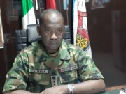 Colonel Sagir Musa, acting Director, Army Public Relations
