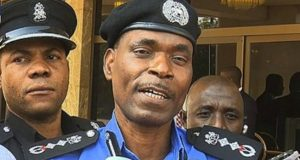Mohammed Adamu , Inspector-General Of Police, IGP