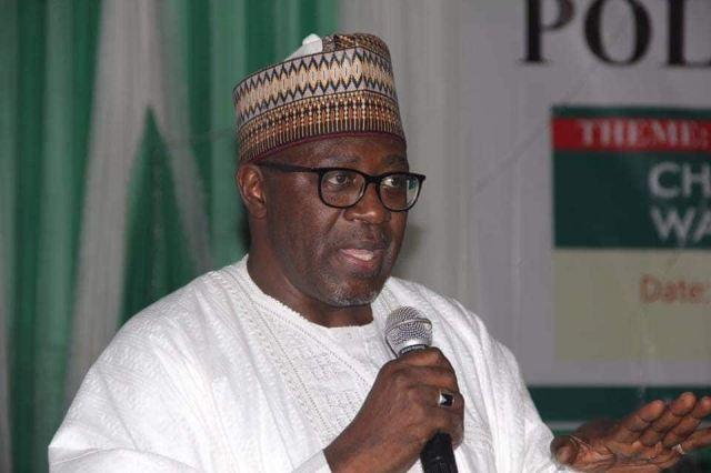 Modibbo Kawu, Director-General Nigeria Broadcasting Commission, NBC