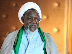 Ibrahim El-Zazaky, Leader Of Islamic Movement in Nigeria