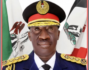 Abdullahi Muhammadu,Corps' Commandant