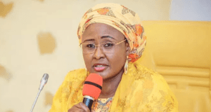 First Lady, Aisha Buhari
