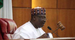 Ahmad Lawan, Nigeria's Senate President