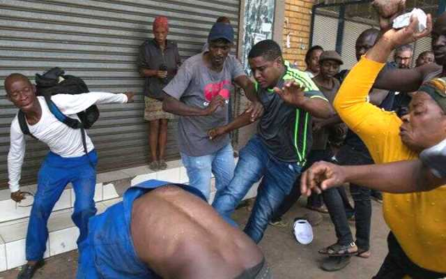 xenophobic attacks on nigeria