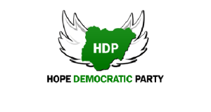 by Hope Democratic Party