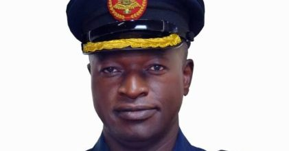 NAF's Director of Public Relations and Information, Air Commodore Ibikunle Daramola